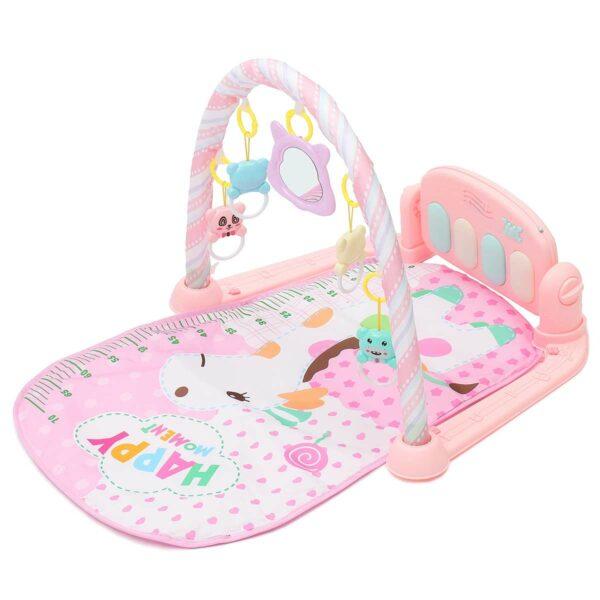 Piano Baby Carpet (Pink)